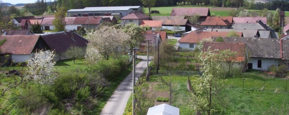 Obec Čelistná